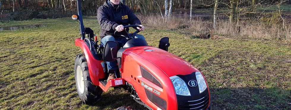 2200R Branson Tractors