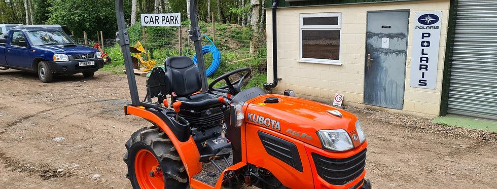 B1620 Kubota Compact Tractor For Sale