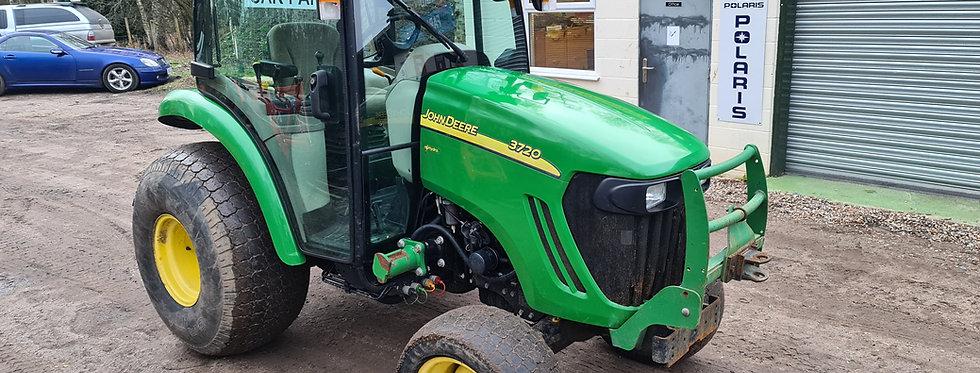 3720 John Deere Compact Tractor For Sale