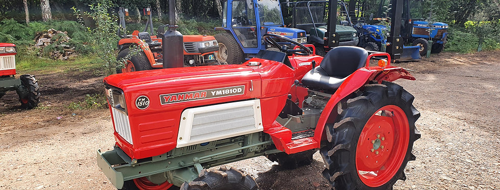 Yanmar Compact Tractor YM1810