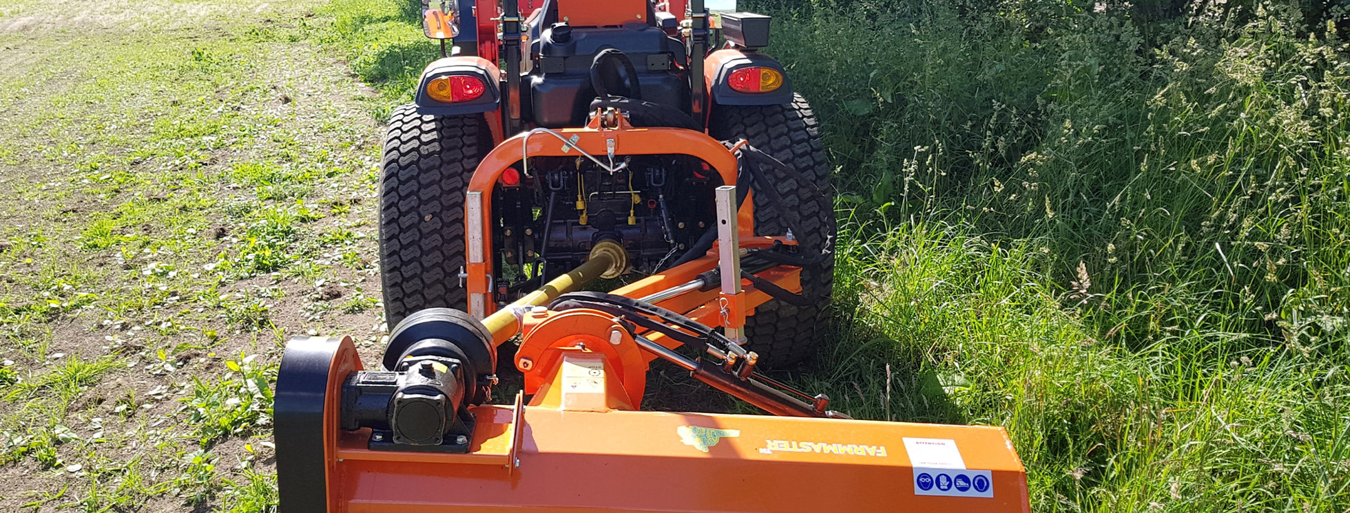Walk Behind Flail Mower For Sale Uk
