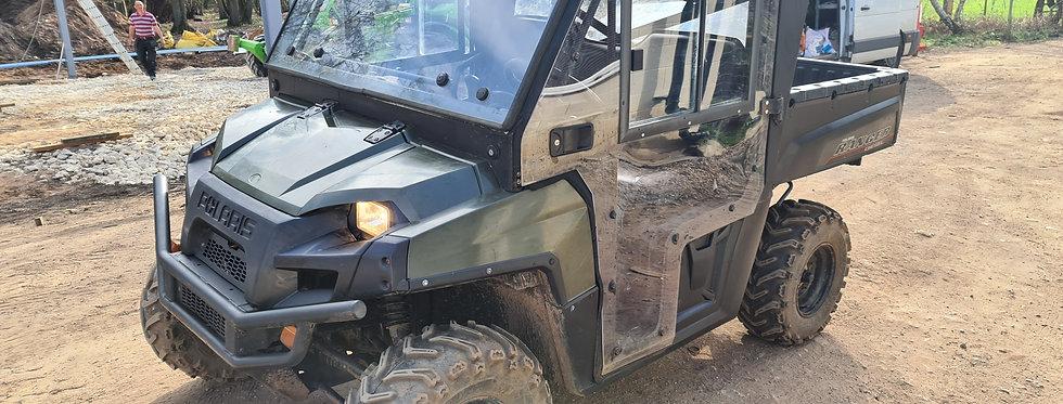Polaris Ranger Diesel 2012