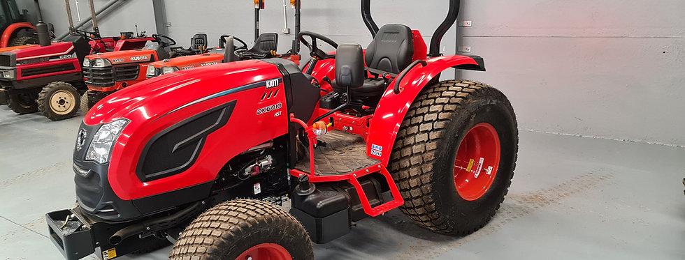 Kioti Tractor UK DK6010 HST Turf Tyres   Compact Tractors For Sale