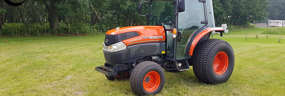 Kubota Tractor L5240 | Used small tractors