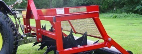 Deep Mounted Slitter   Compact Tractor Attachments UK