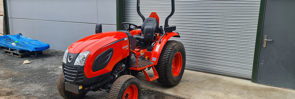 Kioti Large Compact Tractor CK 4010 40HP HST