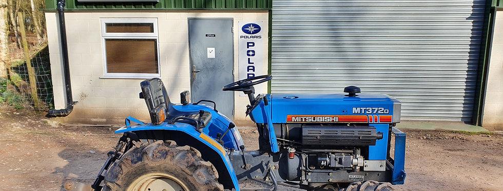Mitsubishi Compact Tractor MT372  | Compact Tractors For Sale U