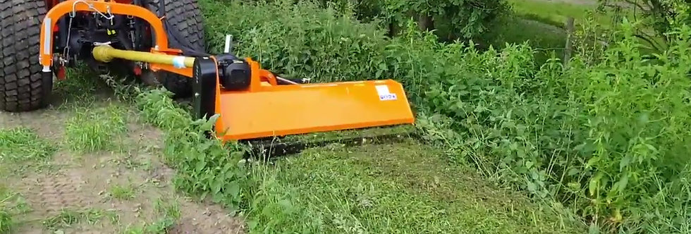 HHVFL-150 Heavy Duty Compact Tractor Verge Flail Mower