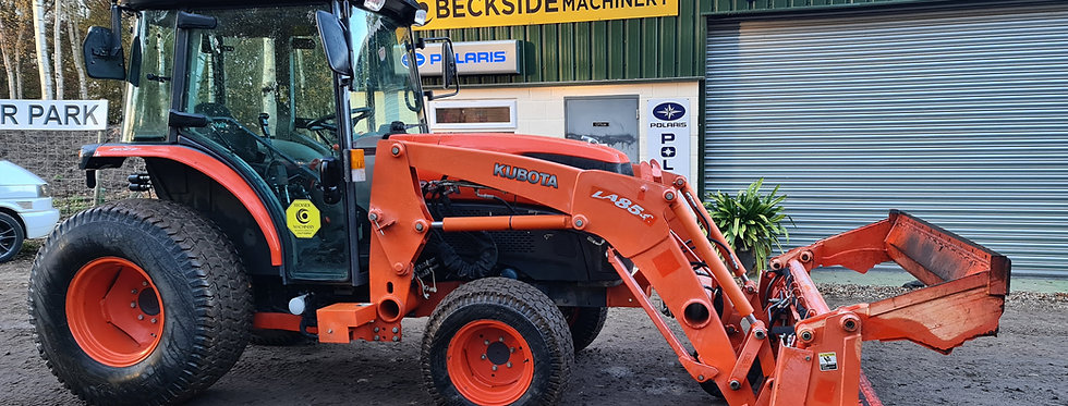 KUBOTA L5240 4 IN 1 LOADER TRACTOR FOR SALE
