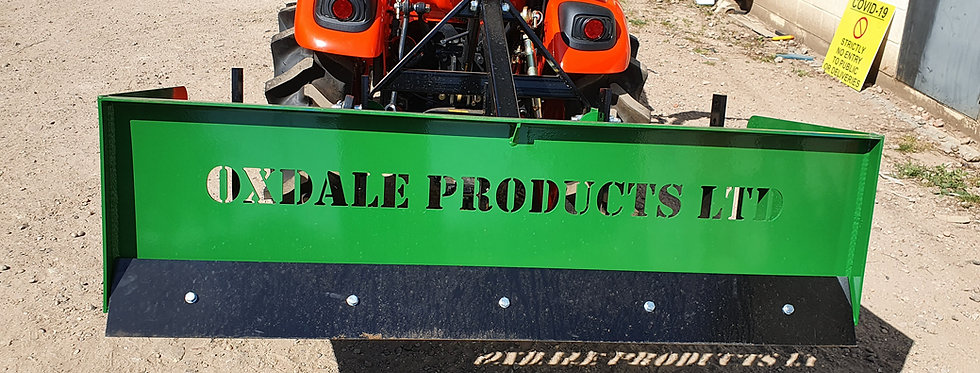 6 ft Oxdale Box Grader For Sale | Oxdale Products LTD