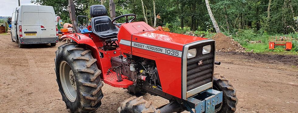 1035 Massey Ferguson Compact Tractor