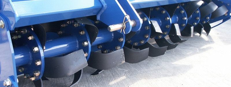 Fleming Heavy Duty Rotavator TSST210