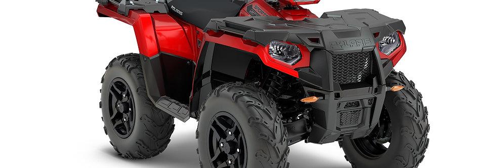 Polaris Sportsman 570 SP Quad Bike in Red