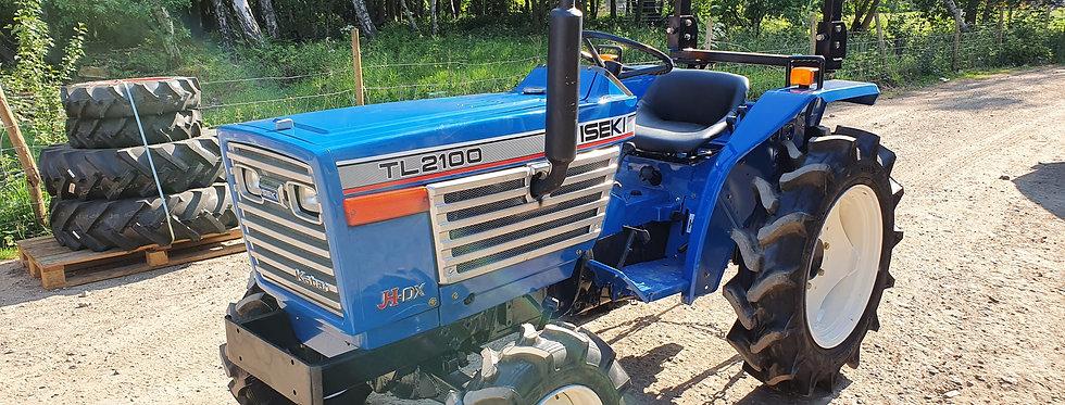 Iseki Compact Tractor TL2100 4WD