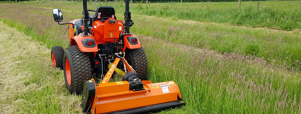 FL115B FARMMASTER 1.15m Flail Mower For Sale (With Blades)