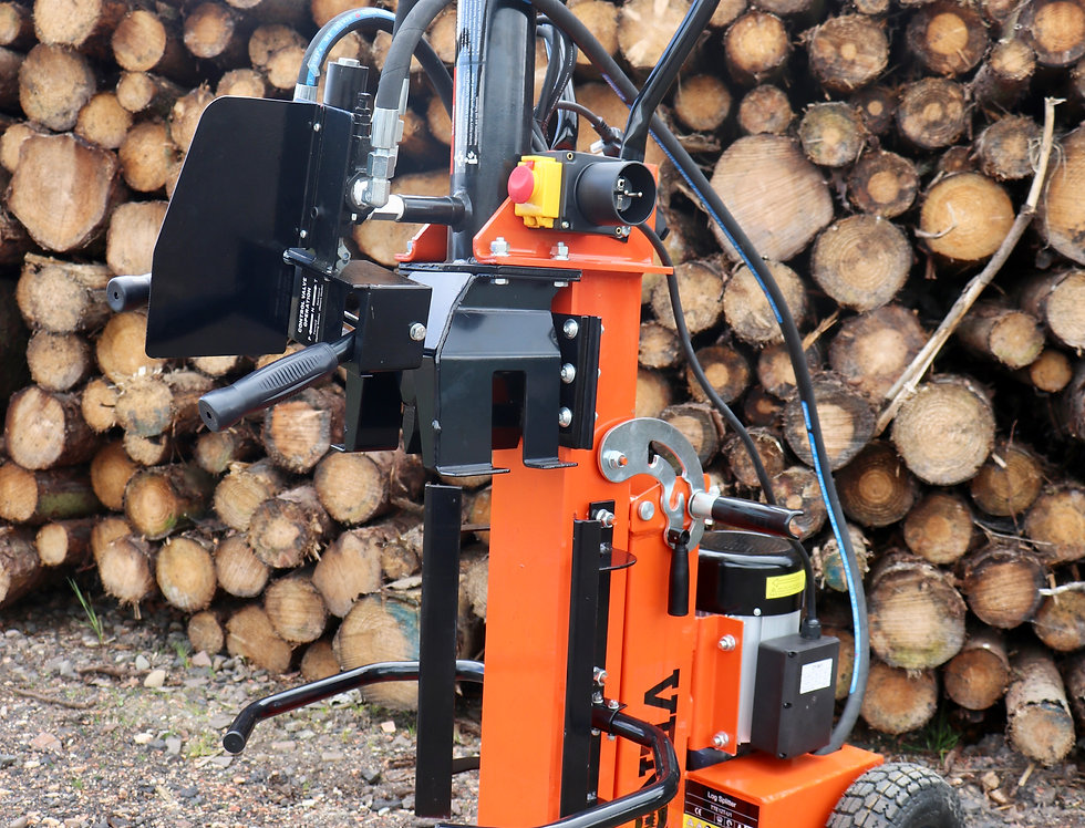 12ton Venom C-Series Electric Log Splitter For Sale