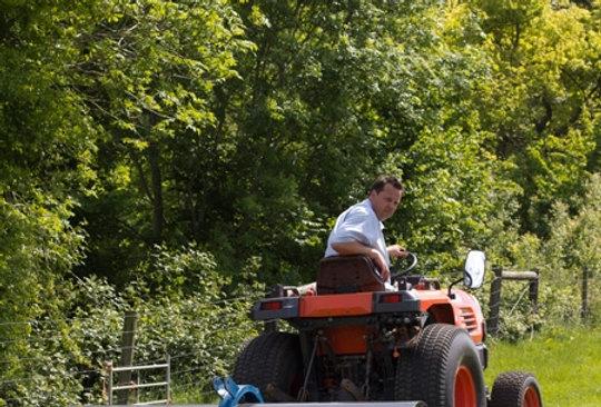 Fleming 10x36x12 Landroller (103612)