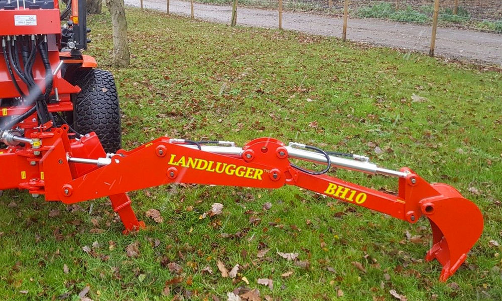 Compact Tractor Backhoe Attachment - Why?