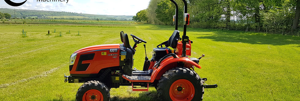 Kioti CK3310 Hydrostatic 33HP Compact Tractor For Sale UK