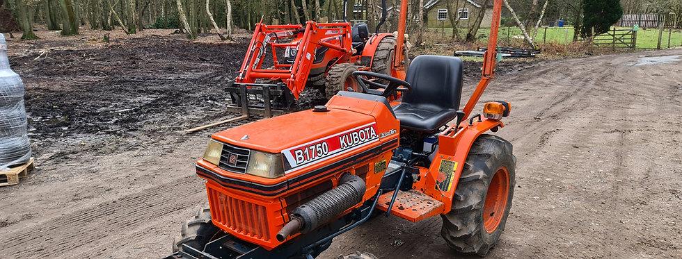 Kubota Compact Tractor B1750