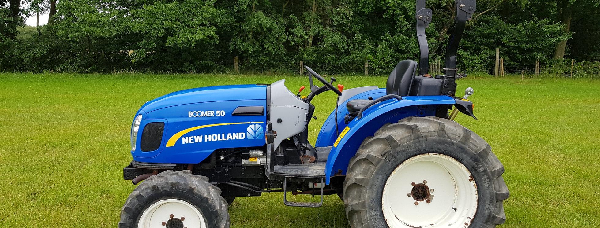 New Holland Hydrostatic Transmission Problems