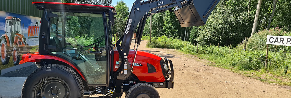 5025C Branson Tractors with Tractor Loader
