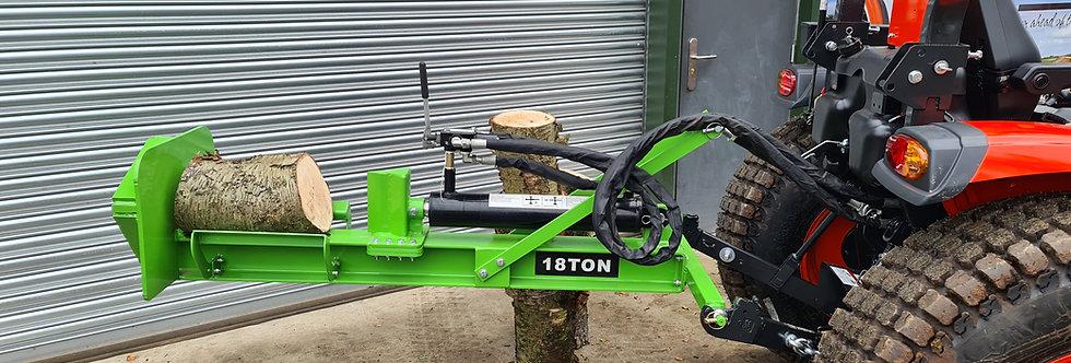 Goliath 18-Ton Compact Tractor Log Splitter