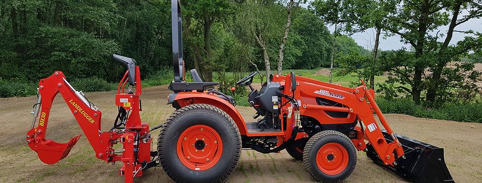 LANDLUGGER BH30 Compact Tractor Backhoe