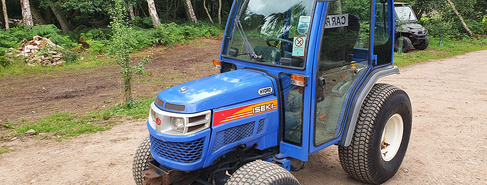 Iseki  Compact Tractor TH4330 With Heated Cab