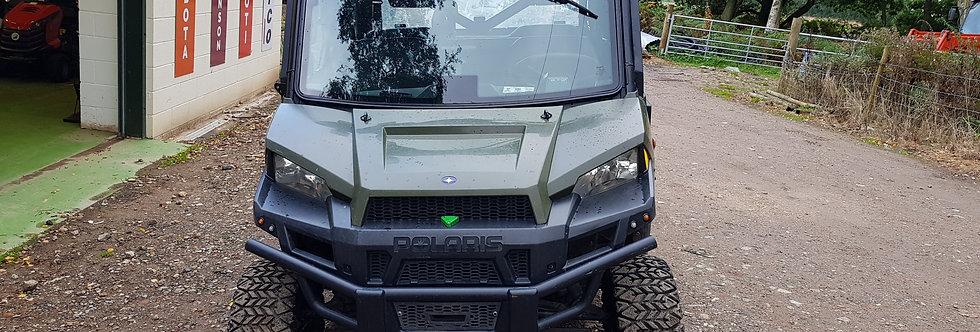 Used Polaris Diesel Ranger 2017 ATV For Sale Crew Cab