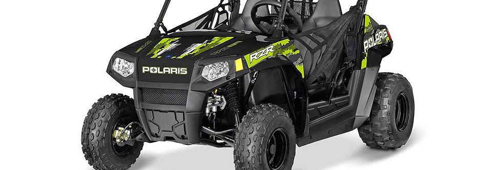 Polaris RZR 170 EFI ATV For Sale In Green & Black