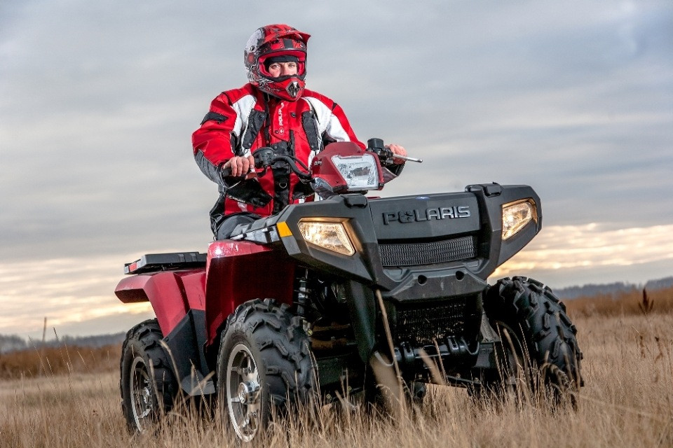 10 Tips to ensure your quad doesn't get stuck in the mud