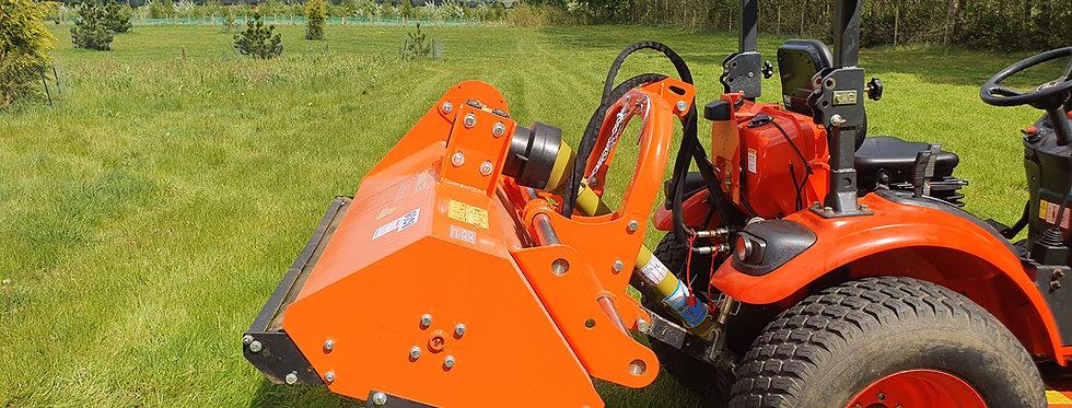 SHFL135 Hydraulic Side Shift Flail Mower | Offset Flail Mower