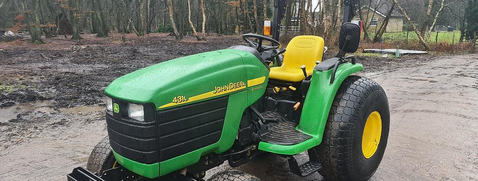4310 John Deere Compact Tractor