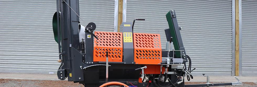 12 Ton Firewood Processor For Sale | Rock Machinery LTD