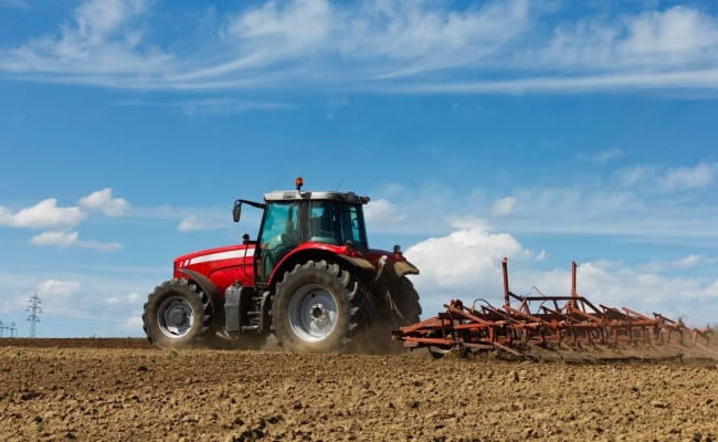 Must have farm equipment before you start your farm business