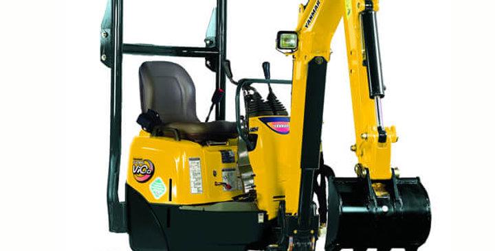 ViO10 Series Yanmar Mini Excavator