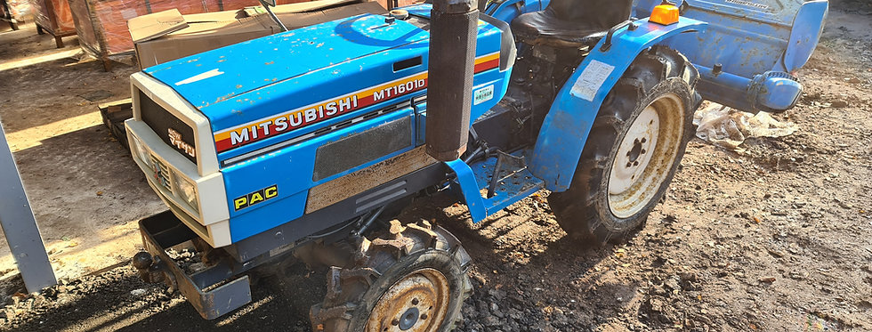 Mitsubishi Compact Tractor MT1601DT  | Compact Tractors For Sale