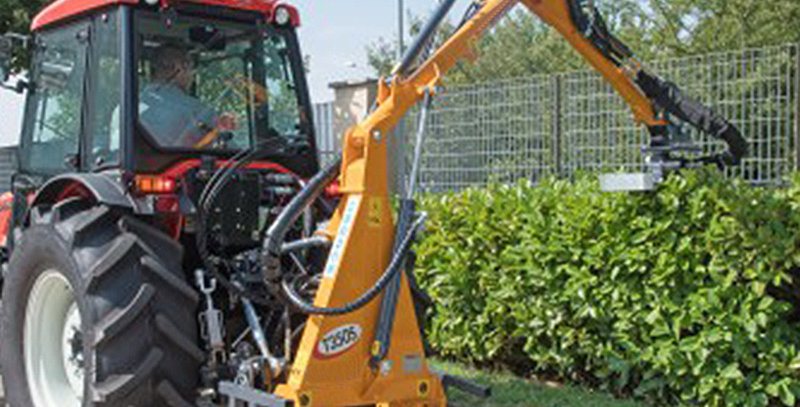 T-350-SI Sickle Bar Tractor Hedge Cutter For Sale