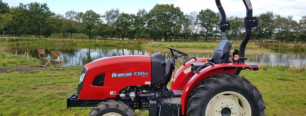 F36R Branson Tractors UK