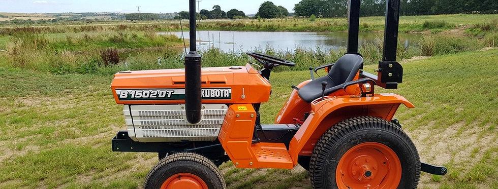Turf Tyres to Fit Kubota, Yanmar, Iseki & More Compact tractors