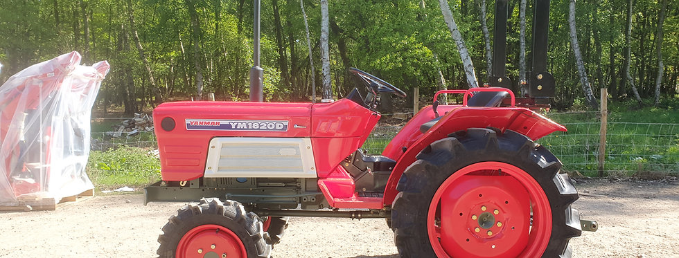 Yanmar Compact Tractor YM1820