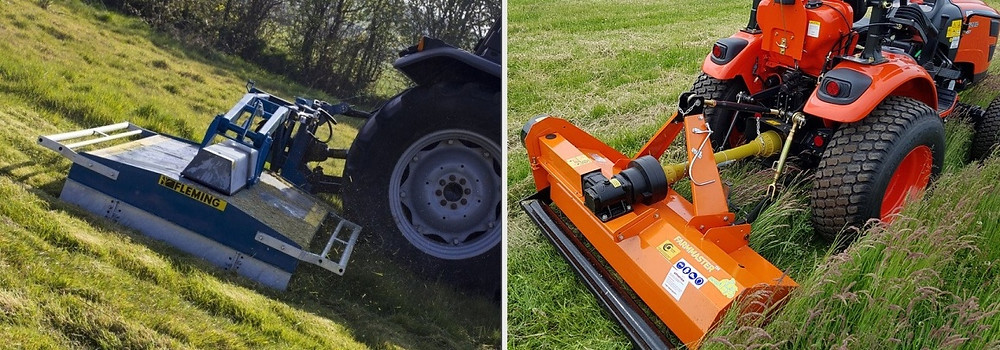 Grass toppers vs. mowers – which is best?
