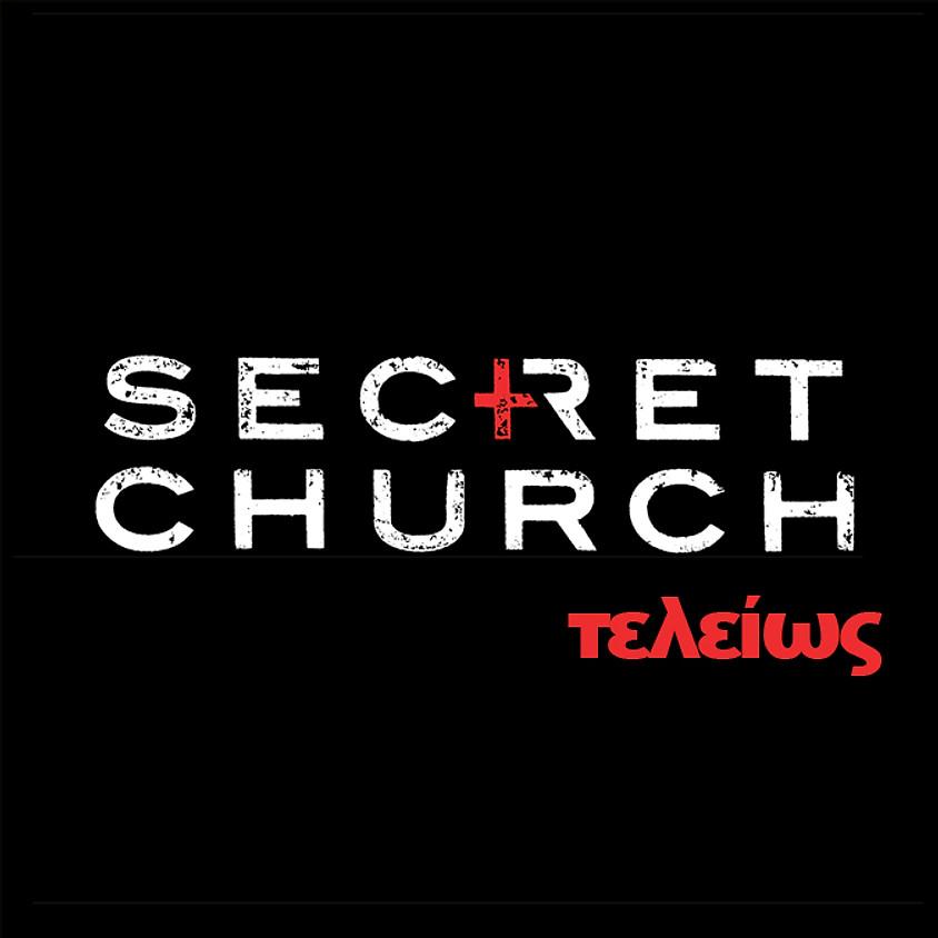 Secret Church *College Students*