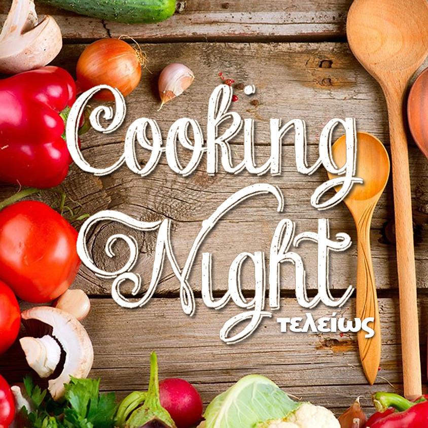 Cooking & Pool Night