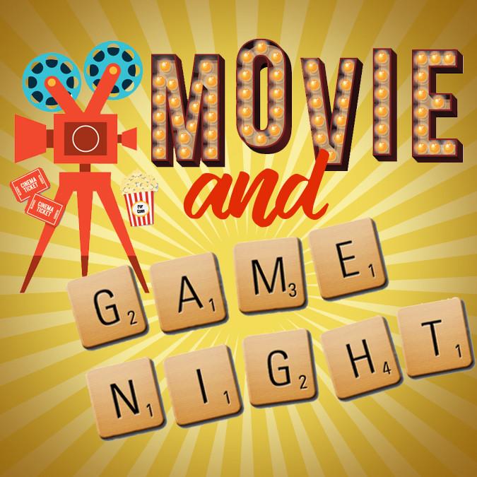 Movie and Game Night