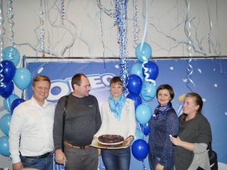 День рождения печенья Oreo в России