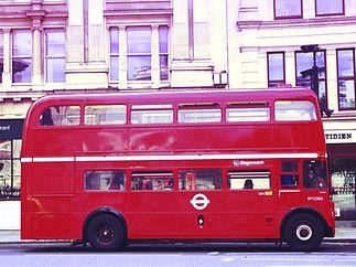 photo bus londres pour symbole formation toeic ACTION Formation
