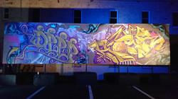 Performance graffiti 2
