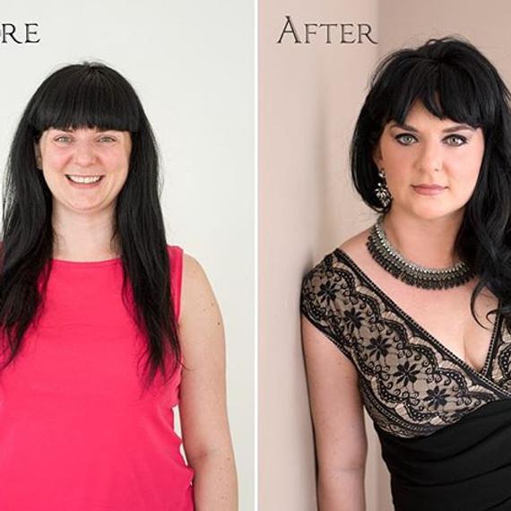 Makeup You Face Event